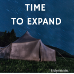 haly ministries - time to expand isaiah 54