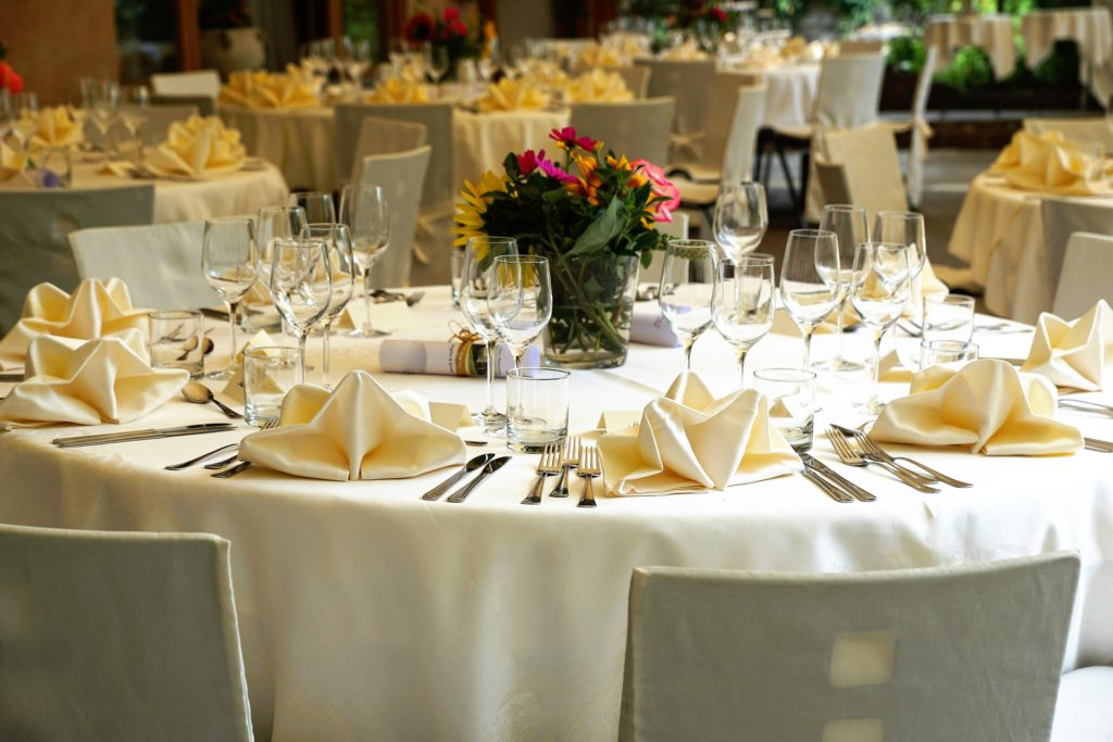 God's Personal Invitation Tables are Laid