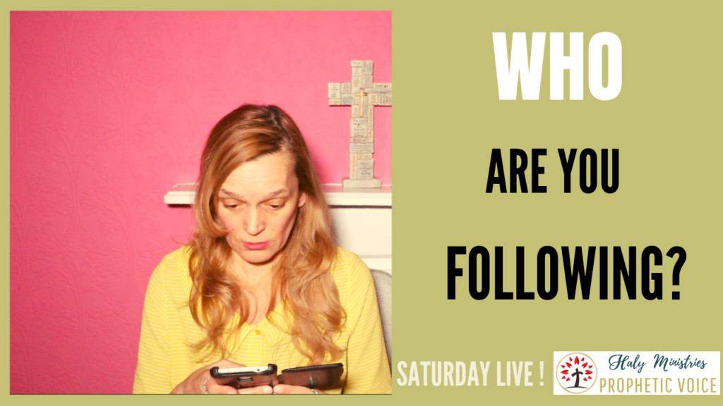 Who Are You Following YouTube Saturday LIVE