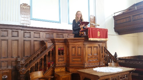 Moriah Calvinistic Methodist Chapel