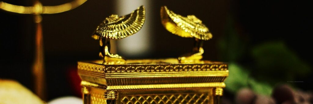 Ark of the Covenant - Gold
