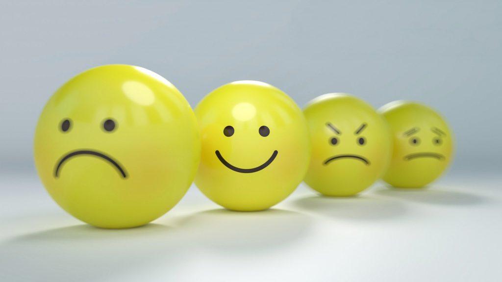 Emotins - Smile Anger