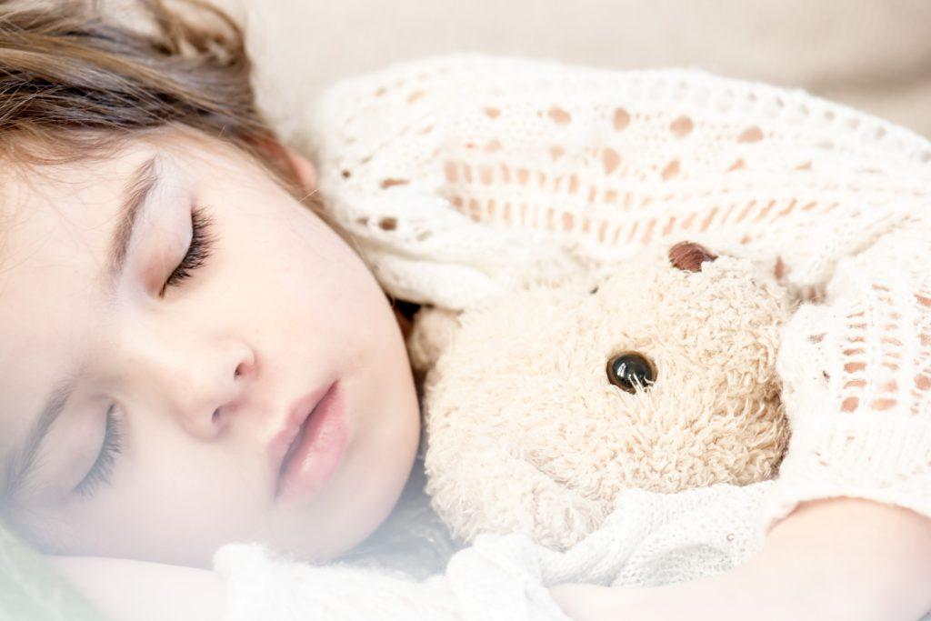 Girl is Sleeping