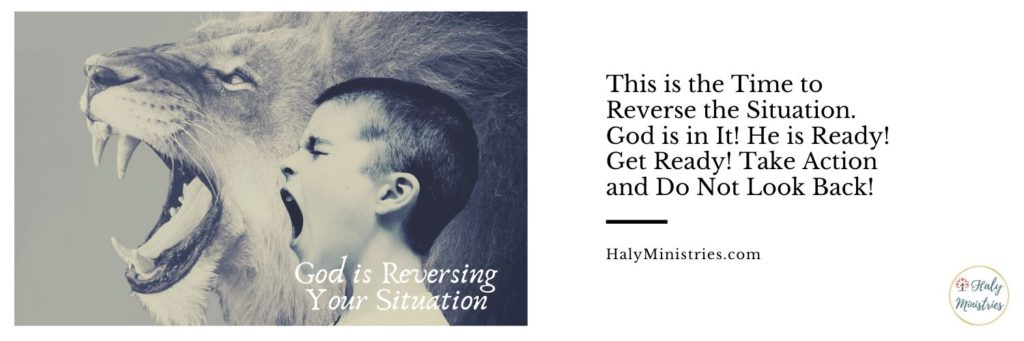 God is Reversing Your Situation - Header
