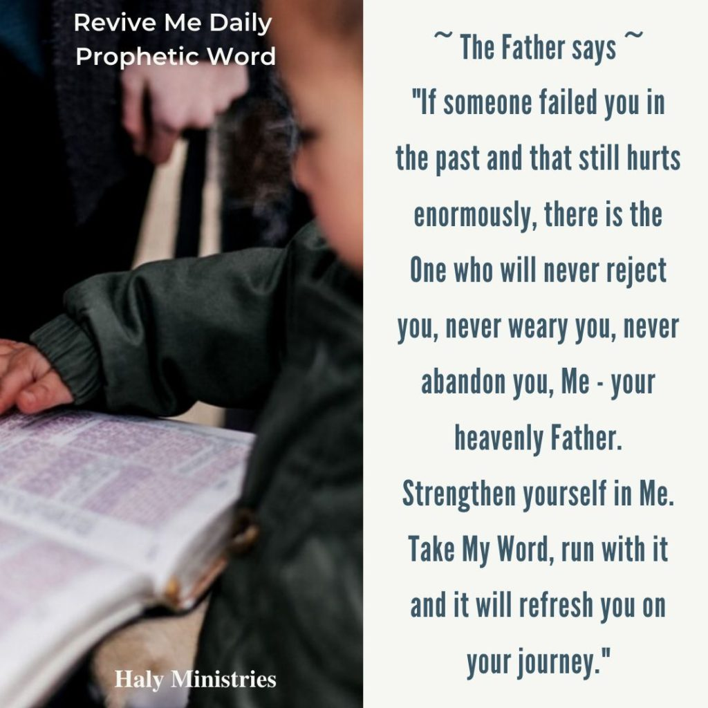 God will Refresh the Weary - A Boy Reading the Bible