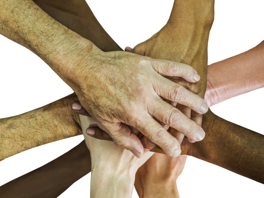 Hands Unity