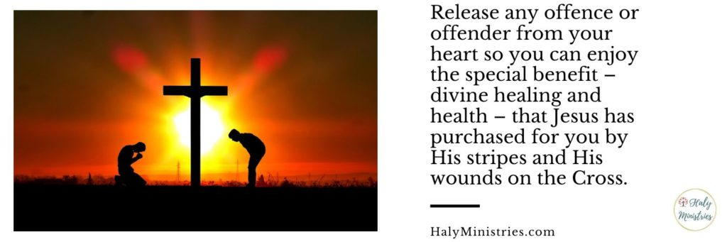 Healing Through Forgiveness - header