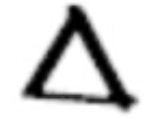 Hebrew Letter Dalet - Pictograph