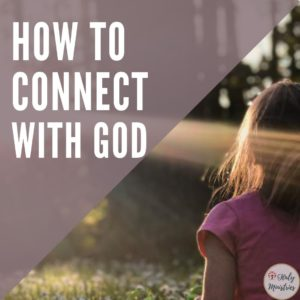 How to Connect with God - Haly Ministries