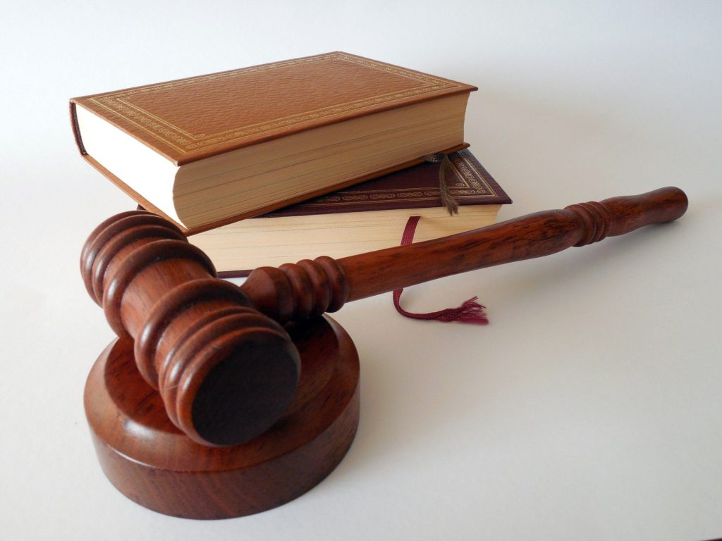Law - Hammer Books Court