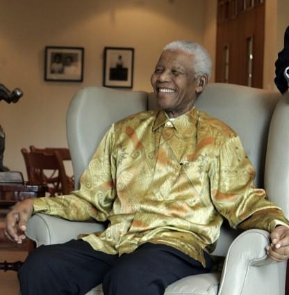 Nelson Mandela Visit to Australia