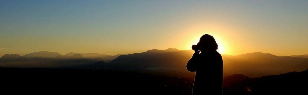 Photographer - Sun Set