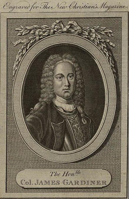 Portrait of Honble. Col. James Gardiner(4672481)