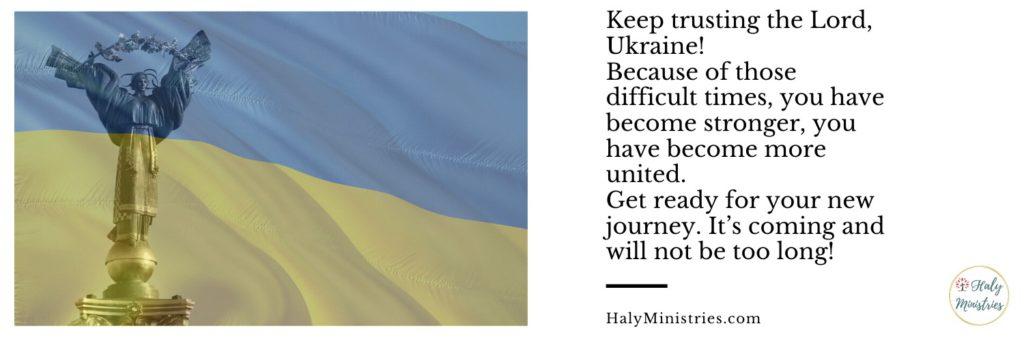 Prophetic Word for Ukraine - header