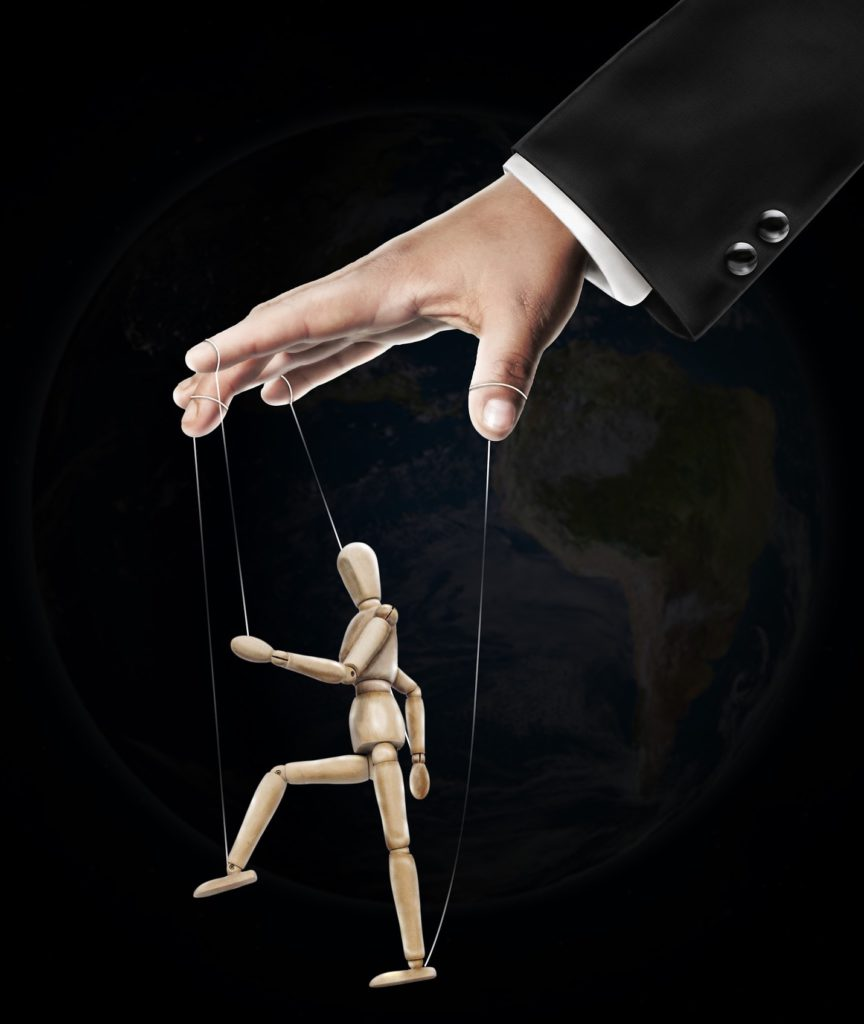 Puppet on the Strings