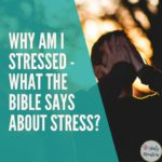 Why am I Stressed - What the Bible Says About Stress