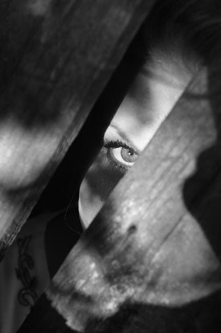 Woman Fears Hiding
